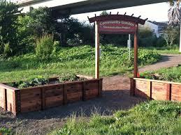 fairmount park garden demo beds