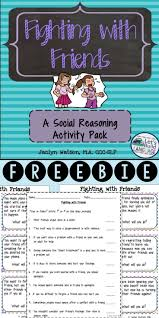 best ideas about social skills raising kids 12 task cards and true false worksheet answer key for middle and