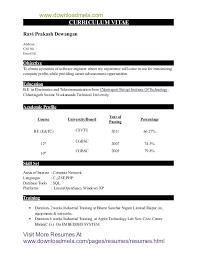 resume samples for freshers engineers pdf curriculum cell no email id sample  resume for freshers engineers . resume samples for freshers engineers pdf  ...