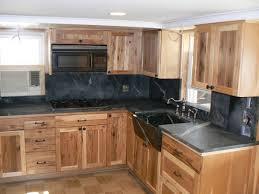 Pine Kitchen Furniture Kitchen Pine With Black Soapstone Maple Kitchen Cabinet Wall
