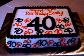 Birthday Cake Design For Man
