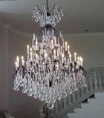 large scale chandelier modern lighting