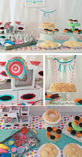 This Is The Most Adorable Baking Birthday Party For Kids