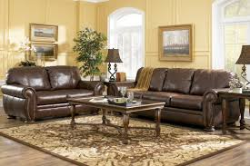 Leather Living Room Sets On Fancy Leather Living Room Set Clearance Steve O Design