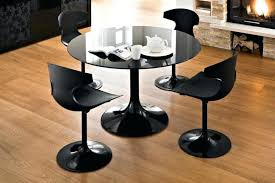 medium size of modern farmhouse kitchen table ideas black glass round dining with tulip chairs for