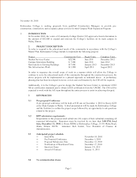 Leed Certification Letter Templates Scope Work Template One These