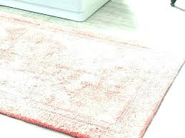 long bathroom rugs bathroom runner