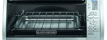 black decker cto6335s 6 slice digital convection toaster oven stainless steel manual
