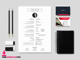 Contemporary Resume Templates Free Design Resume Template New Designer Cv Template Free Psd Resume 85