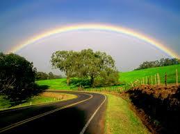 rainbow hd wallpaper 18 1024 x 768