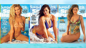 plus size models sports illustrated sports illustrated swimsuit issue makes history with plus size model