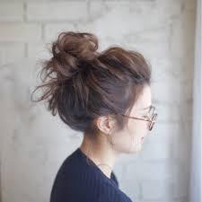 初心者でも簡単かわいい髪型 おだんごヘア攻略法hair