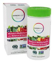 Rainbow Light Vibrance Women S One Reviews Vibrance Womens Multivitamin Plus Balance Energy 120 Capsulesrainbow Light