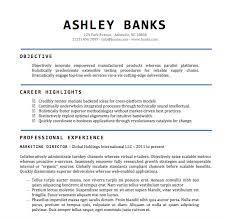 resume word document