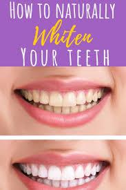 4 natural diy teeth whitening recipes