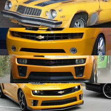 So this 2012 camaro owner decided to convert his into a transformers bumblebee camaro replica, and actually did a pretty damn good job of it. 1977 Chevrolet Camaro Movie 1 2007 Bumblebee Transformers Facebook