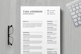 20 Free And Premium Best Resume Templates Word Psd Indd Indesign