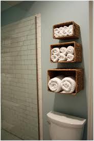 Wicker Bathroom Wall Shelves - Pennsgrovehistory.Com