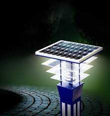 Solar Lights  Solar Lighting System India  Solar PV Companies ISolar Outdoor Lights India