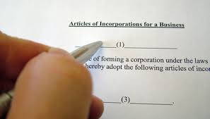 how to incorporate. Plain How Incorporating A Piece Of Real Property Follows The Same Procedure As  Incorporating Any Business To How Incorporate E