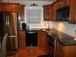 backsplash ideas for black granite countertopaple cabinets a with black granite counters kitchens forum backsplash ideas black granite countertops
