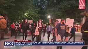 Atlanta protests in solidarity with ...