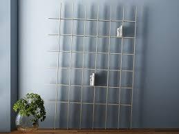 open wall mounted shelving unit schlagseite by breuer bono