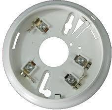 simplex detector base 4098 9788 life safety simplex idc led smoke detector base