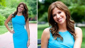 Michelle Fields - 50 Most Beautiful 2015   TheHill