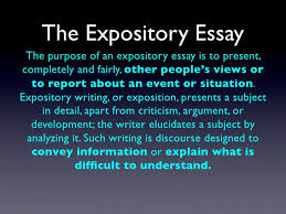 the definition of expository essay what is an expository essay 11trees