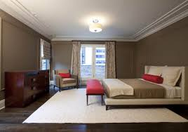 taupe and black bedroom grommet curtain panels wall color schemes