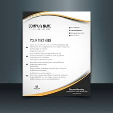 Company Letterhead Sample Letterhead Vectors Photos And Psd Files Free Download