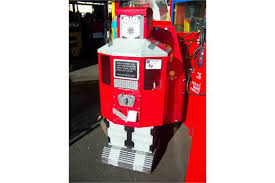 Robot Vending Machine Unique ZORD THE ROBOT BULK VENDING MACHINE Item Is In Used Condition