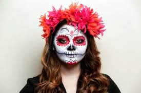 best dia de los muertos makeup tutorial for you wink and