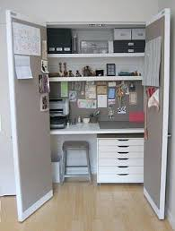 home office closet organization home. Home Office Closet Ideas Designs Organizer Storage White Book Organization