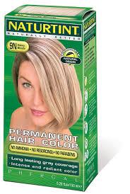 Hair Colour Honey Blonde Naturtint Hair