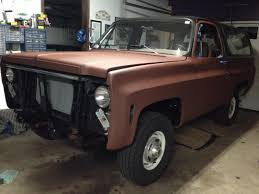 blog post how to paint a car with a bucket of rust oleum and a roller car talk