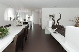 Creëer één Ruimte Van Woonkamer En Keuken Keuken Keukens