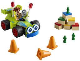 Купить <b>конструктор Lego Toy Story</b>: Вуди на машине (10766) по ...