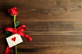 valentines background hd. Modren Background Red Rose With Wooden Background HD For Facebook With Valentines Hd