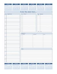 Editable Daily Calendar - Calendar June