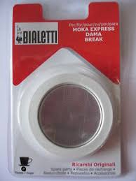 Details About Bialetti Moka Fiammetta Spare Replacement Coffee Maker Seal F 1 2 3 4 6 9 12
