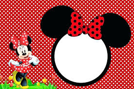 Free Minnie Mouse Birthday Invitations Free Minnie Mouse Printable Muabandiaoc Info