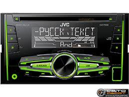 Ресивер-CD JVC KW-R520 2din | Купить автомобильную аудио- и ...