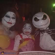 sally nightmare before homemade costume