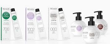 Revlon Professional Hair Colour Chart Feed Your Colour With Revlon Professional Creative Head