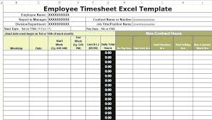 Excel Time Sheet Calculator Step 1 Download The Calculator Free Excel Timesheet Template