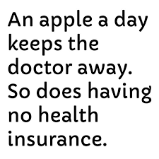 we prefer the apple method silly quotesquotable quotesfunny stuffinsurance humorhealth