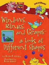 windows rings and gs book about shapes