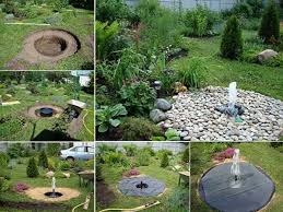 diy small water feature ideas. ad diy water feature ideas 21 · inspiring small a
